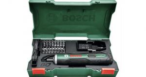 10 visseuses sans fil Bosch offertes