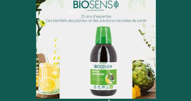 100 Duo détoxifiant de Biosens à tester