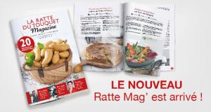 1000 Magazines La Ratte du Touquet offerts