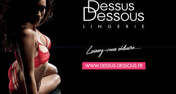 24 parures de lingerie Dessus Dessous offertes