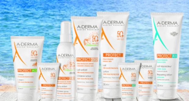 5 Box de 9 produits Aderma offertes