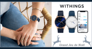 5 Montres Withings Timeless Chic offertes