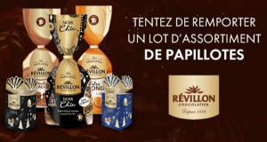 80 lots de chocolat Revillon offerts