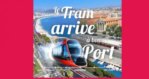Lignes de tramway 1 - 2 et 3 gratuites - Nice