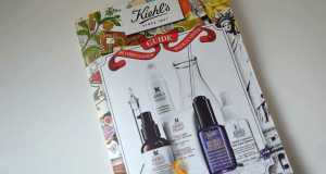 Miniatures de soins visage Kiehl's offertes sur simple visite
