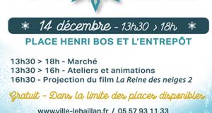 Projection du film La Reine des Neiges 2
