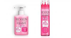 Testez le Shampoing et Démêlant Bi-phase Princesse Equave Kids Revlon