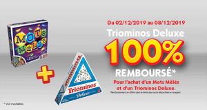 Triominos Deluxe 100% remboursé