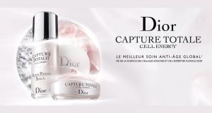 Échantillons Gratuits Soin Capture Totale C.E.L.L ENERGY de Dior
