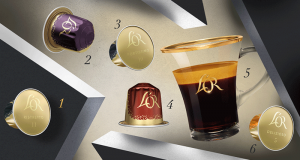 Échantillons gratuits de 5 capsules de café L'OR Ristretto