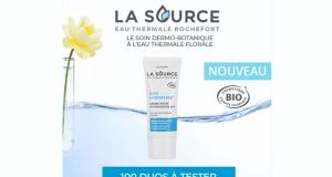 100 duos soin + toilette visage de LA SOURCE Eau Thermale Rochefort