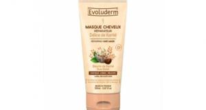 20 Masques cheveux réparateur – Beurre de Karité – Evoluderm à tester