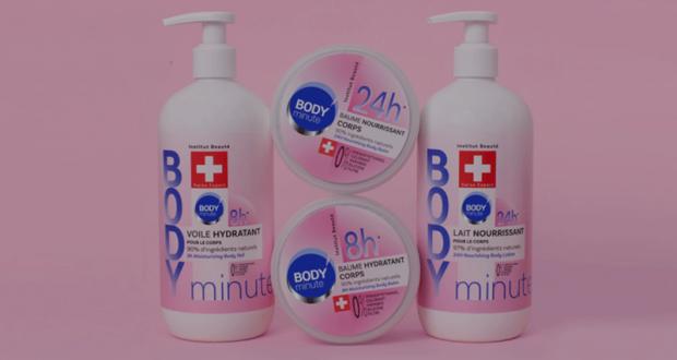 5 lots de produits de soins Skin Minute offerts