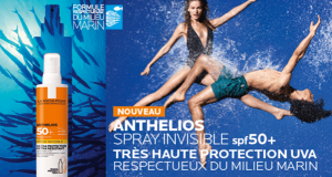 500 Anthelios Sprays Invisibles spf50+ à tester