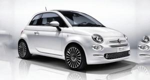 Gagnez une Voiture Fiat 500 1.2 69 ch Dualogic Lounge Série 7