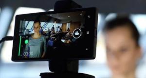 Un atelier pour les réalisateurs en herbe armés d'un smartphone