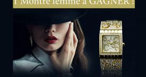 Une montre pour femme Bellos offerte