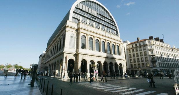 Visite gratuite de l'Opéra de Lyon (Ateliers - visites et concerts...)