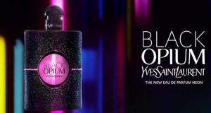 Échantillons gratuits du nouveau parfums ysl black opium Neon