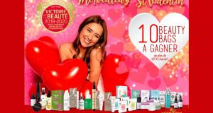 10 Beauty Bags de 675€ chacun offerts