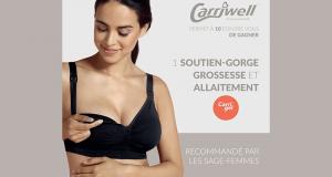 10 soutien-gorge grossesse et allaitement Carri-gel de Carriwell