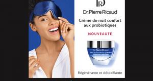 100 Crèmes de nuit confort aux probiotiques de Dr Pierre Ricaud à tester