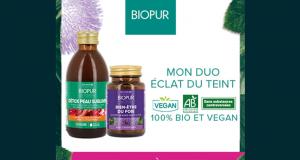 100 Duos Détox de Biopur à tester