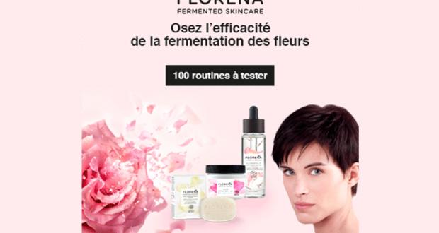 100 routines soins visage Florena Fermented Skincare à tester
