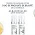 18 lots de 2 produits de soins Alban Muller offerts