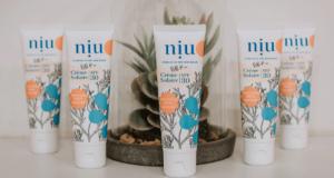 3 pot de crème solaire Niu & you offerts