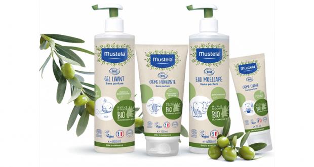 5 gammes de 4 produits Mustela offertes