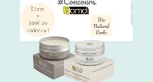 5 lots de produits Bomoï offerts