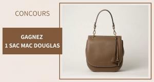 5 sacs à main Mac Douglas offerts