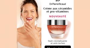 50 Crèmes aux céramides et pro-vitamines Dr Pierre Ricaud à tester