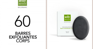 60 Barres Exfoliantes corps Nelly De Vuyst à tester