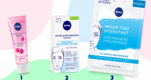600 routines visage NIVEA offertes