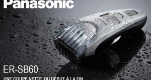 75 Tondeuses Barbe Panasonic ER-SB60 offertes