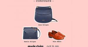 Des accessoires de la marque Nat&Nin offerts