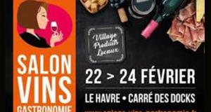Invitation gratuite au salon du Vin et de la Gastronomie - Le Havre