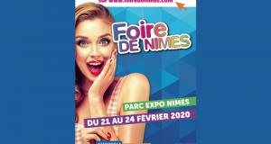 Invitations gratuites à la Foire de Nîmes