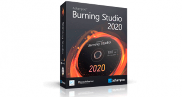 Logiciel Ashampoo Burning Studio 2020 Gratuit