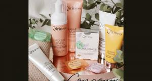 Lot de produits de beauté Qiriness offert