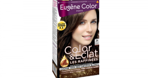 Testez le Kit Coloration Permanente Brillance Intense Châtain Noisette