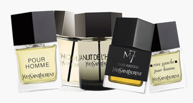 Échantillons Gratuits du Parfum pour Homme Yves Saint Laurent