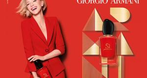 Échantillons Gratuits du parfum Si Passione Intense de Giorgio Armani