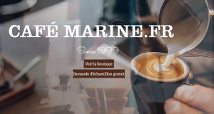 Échantillons gratuits de Café Marine