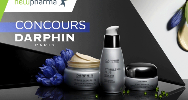10 produits de soins Darphin offerts