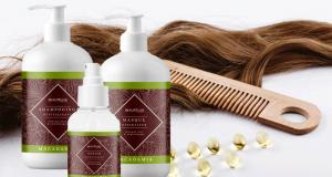 10 trios macadamia shampoing + masque + sérum Beautélive à Tester