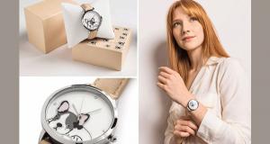 2 montres chien offertes (Valeur de 50 euros)