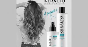 3 gammes de produits pour les cheveux Kerâlto Capillaires offertes